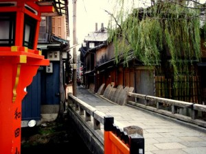 祇園の風景