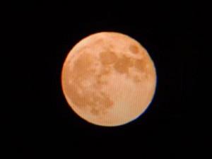 最大の満月