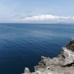 残波岬からの風景