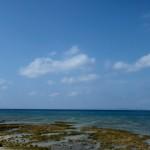 瀬長島からの海